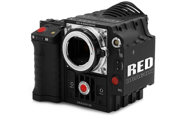 Red's 6K Camera